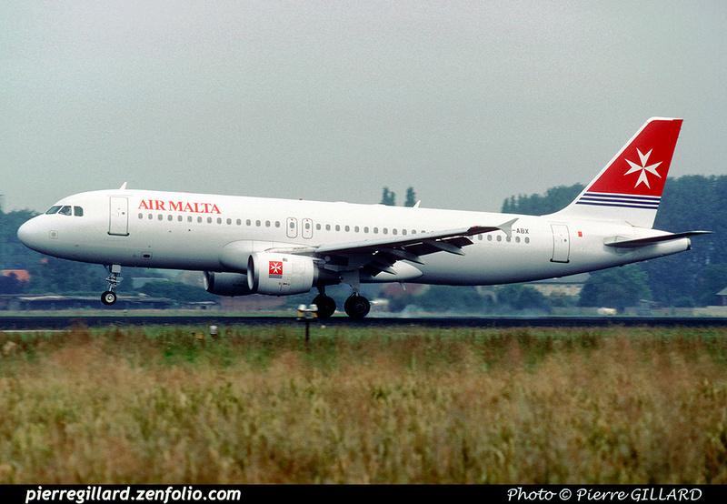 Pierre GILLARD: Air Malta &emdash; 021612