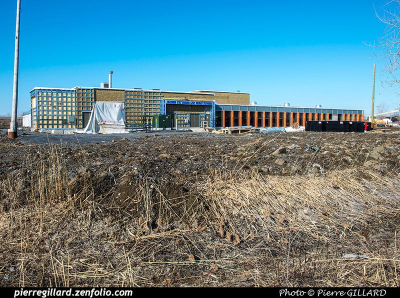 Pierre GILLARD: Canada : CYHU - Saint-Hubert, QC &emdash; 2018-616904