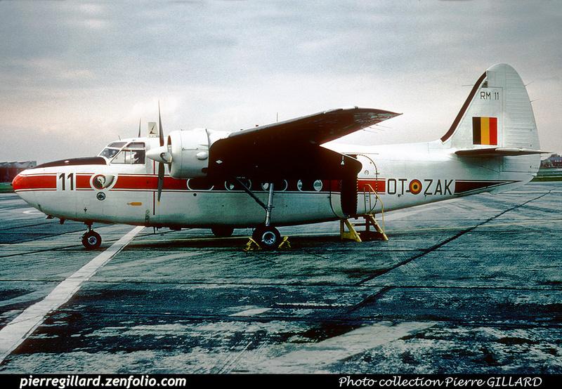 Pierre GILLARD: 21 Squadron &emdash; 022836