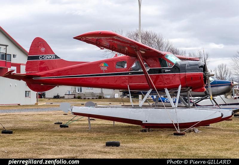 Pierre GILLARD: De Havilland Canada &emdash; 2018-617140