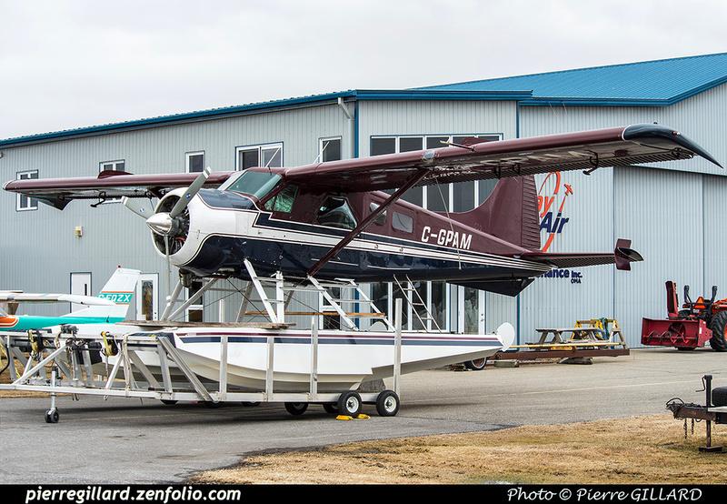Pierre GILLARD: De Havilland Canada &emdash; 2018-420879