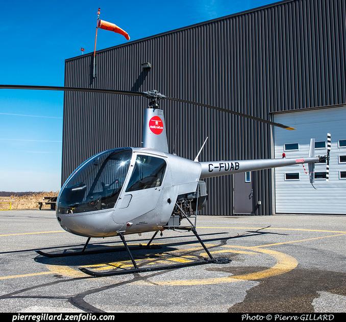 Pierre GILLARD: Canada - Helicraft &emdash; 2018-617157