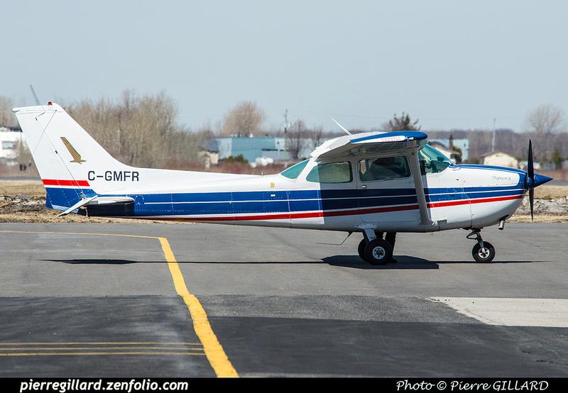 Pierre GILLARD: Private Aircraft - Avions privés : Canada &emdash; 2018-421029