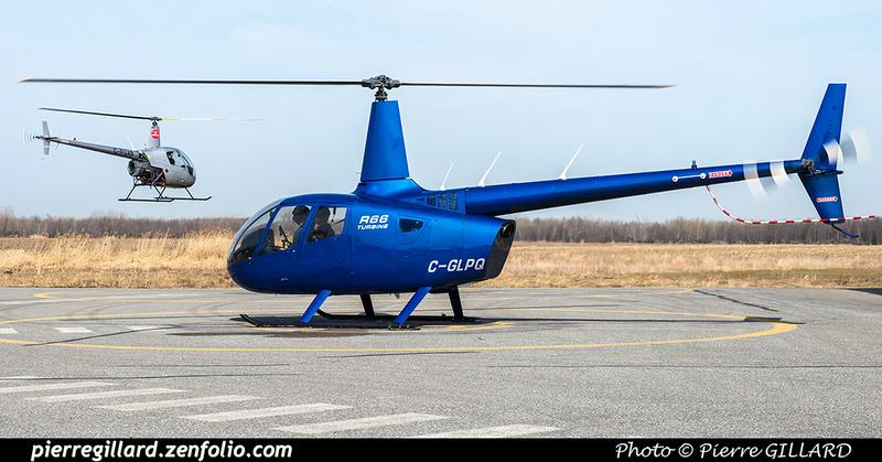 Pierre GILLARD: Canada - HelicoStore &emdash; 2018-617191