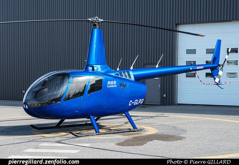 Pierre GILLARD: Canada - HelicoStore &emdash; 2018-617171