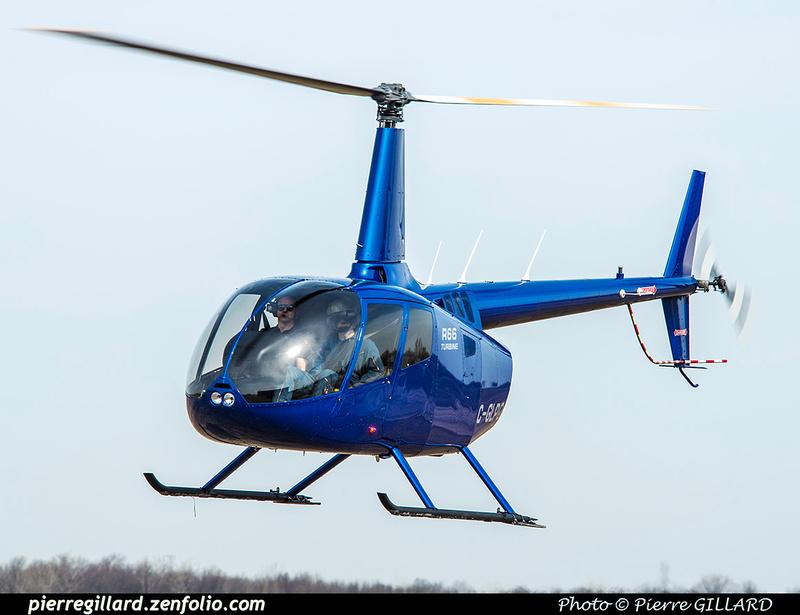Pierre GILLARD: Canada - HelicoStore &emdash; 2018-421098