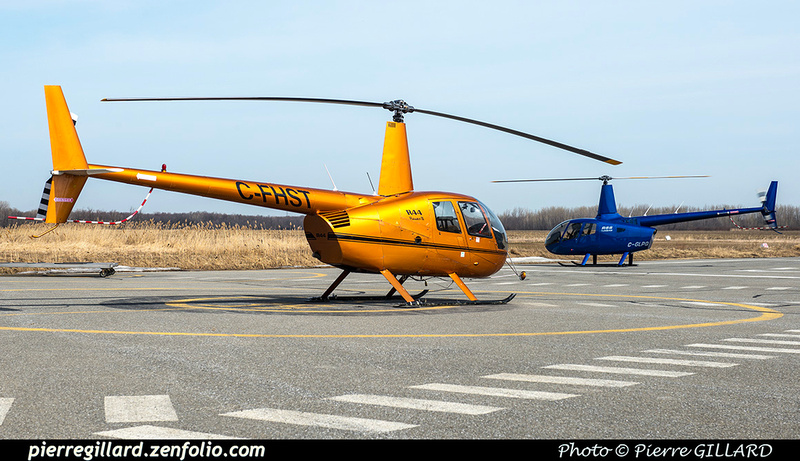 Pierre GILLARD: Canada - HelicoStore &emdash; 2018-617221