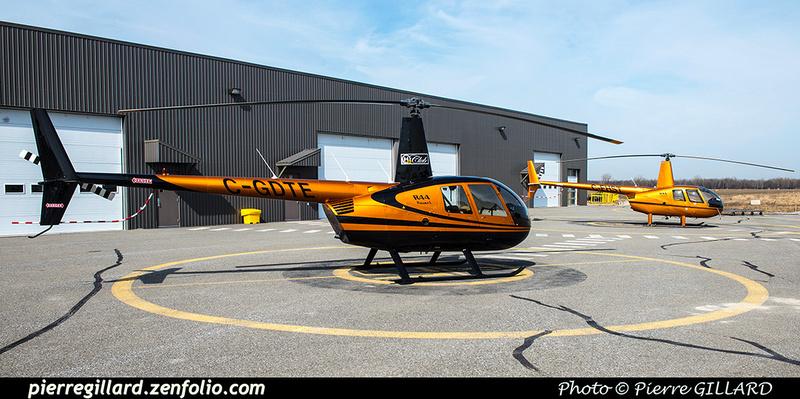 Pierre GILLARD: Canada - HelicoStore &emdash; 2018-617216