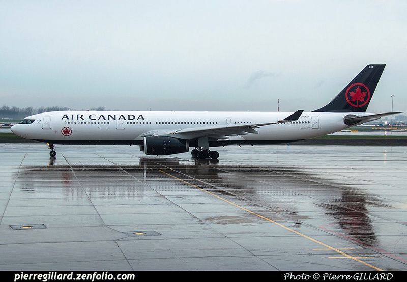 Pierre GILLARD: Air Canada &emdash; 2018-522941