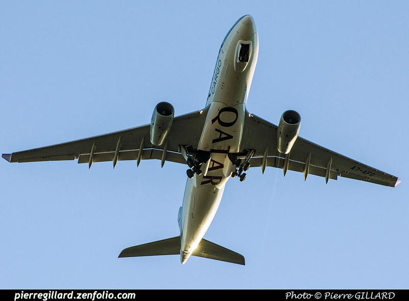 Pierre GILLARD: Qatar Airways - القطرية &emdash; 2018-706824