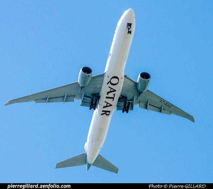 Pierre GILLARD: Qatar Airways - القطرية &emdash; 2018-706794