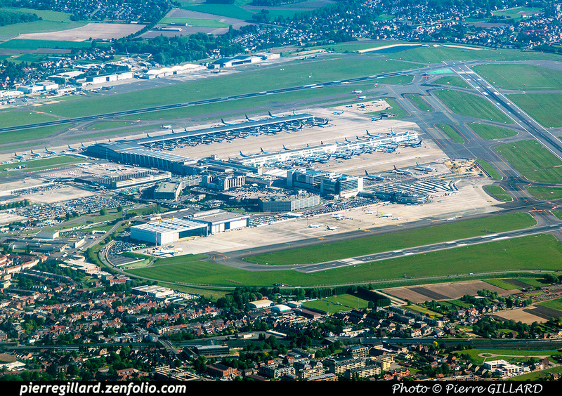 Pierre GILLARD: Belgium : EBBR - Brussels National Airport &emdash; 2018-523082