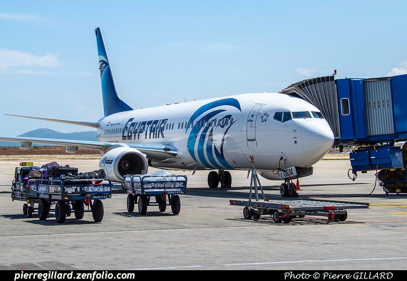 Pierre GILLARD: Egyptair &emdash; 2018-523117