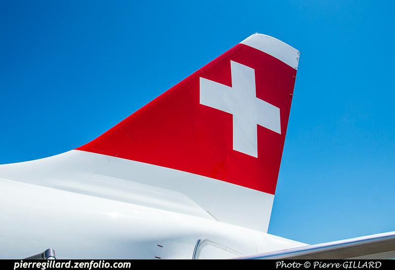 Pierre GILLARD: Swiss International Air Lines &emdash; 2018-523817