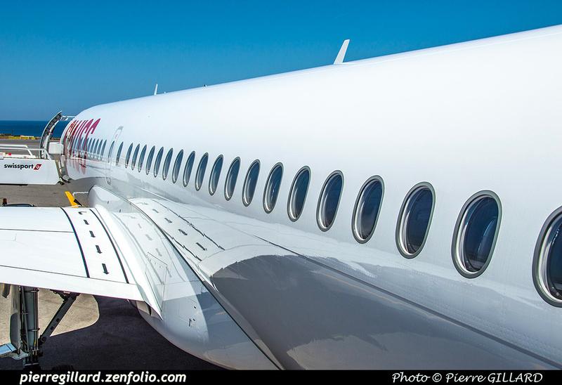 Pierre GILLARD: Swiss International Air Lines &emdash; 2018-523818