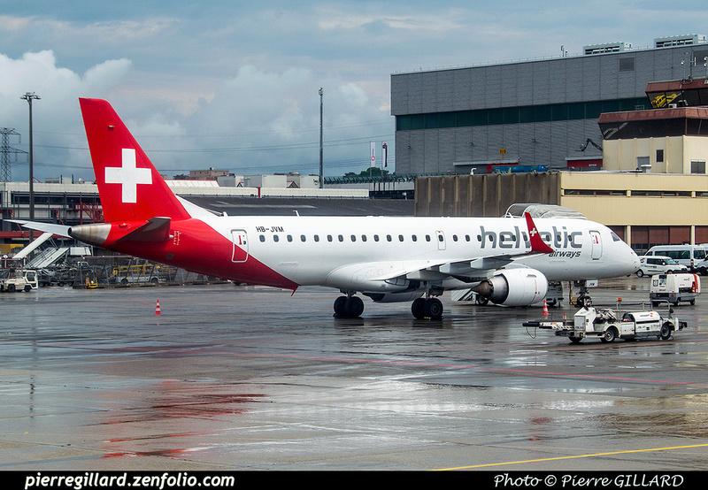 Pierre GILLARD: Helvetic Airways &emdash; 2018-523872