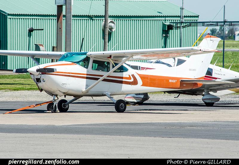 Pierre GILLARD: Private Aircraft - Avions privés : U.S.A. &emdash; 2018-421227
