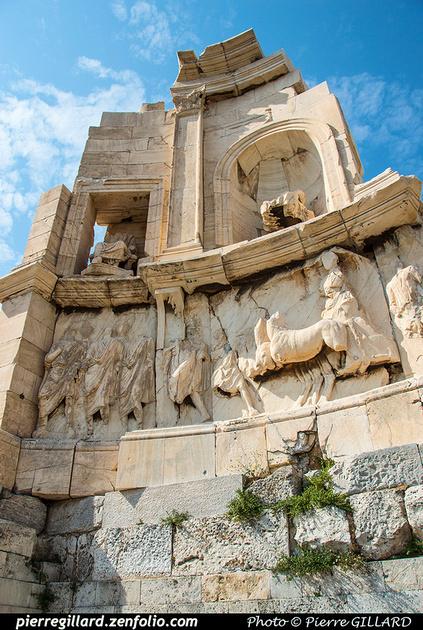 Pierre GILLARD: Athènes (Αθήνα ) &emdash; 2018-523138