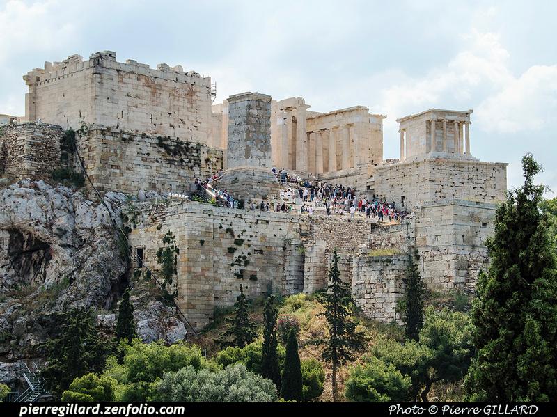 Pierre GILLARD: Athènes (Αθήνα ) &emdash; 2018-523210