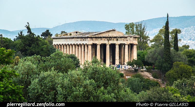 Pierre GILLARD: Athènes (Αθήνα ) &emdash; 2018-523240