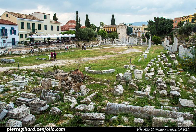 Pierre GILLARD: Athènes (Αθήνα ) &emdash; 2018-523246