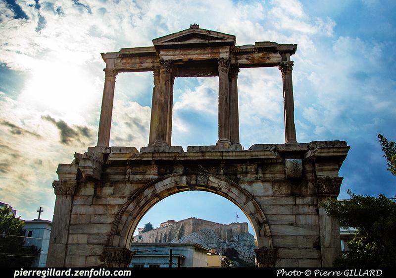Pierre GILLARD: Athènes (Αθήνα ) &emdash; 2018-523305