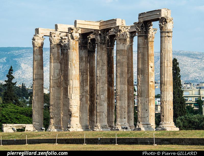Pierre GILLARD: Athènes (Αθήνα ) &emdash; 2018-523297