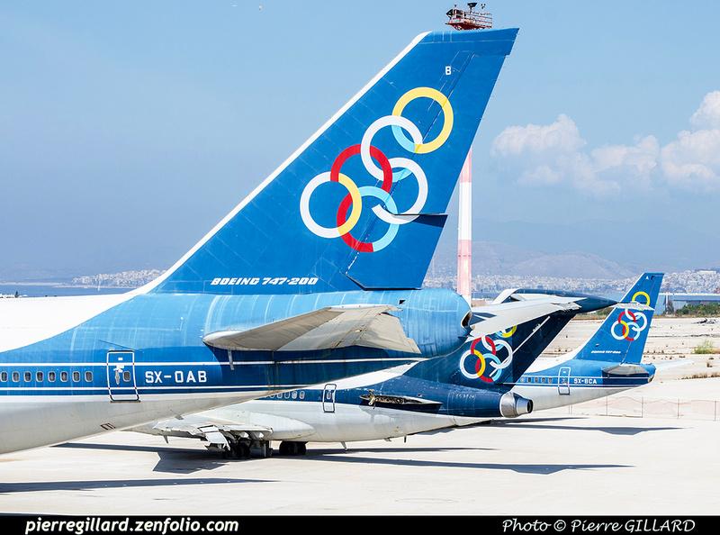 Pierre GILLARD: Greece - Athens Hellinikon - Διεθνής Αερολιμένας Ελληνικού &emdash; 2018-706861