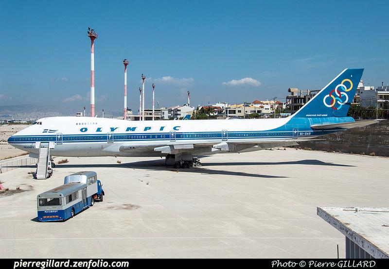 Pierre GILLARD: Greece - Athens Hellinikon - Διεθνής Αερολιμένας Ελληνικού &emdash; 2018-523333