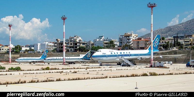 Pierre GILLARD: Greece - Athens Hellinikon - Διεθνής Αερολιμένας Ελληνικού &emdash; 2018-523379