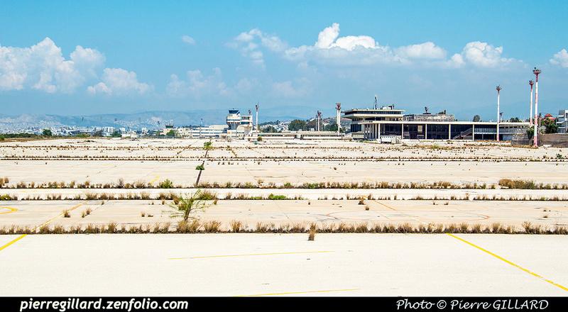 Pierre GILLARD: Greece - Athens Hellinikon - Διεθνής Αερολιμένας Ελληνικού &emdash; 2018-523380