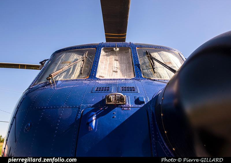 Pierre GILLARD: Walk-around Sikorsky S-61 &emdash; 2018-617369