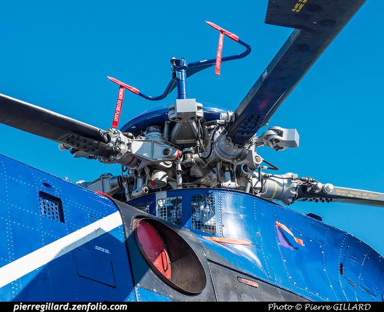 Pierre GILLARD: Walk-around Sikorsky S-61 &emdash; 2017-617356