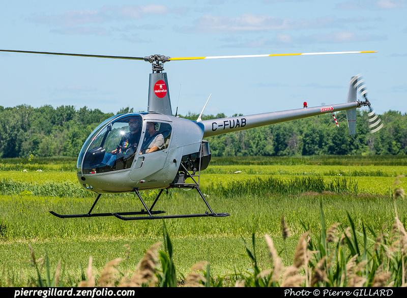 Pierre GILLARD: Canada - Helicraft &emdash; 2018-421359