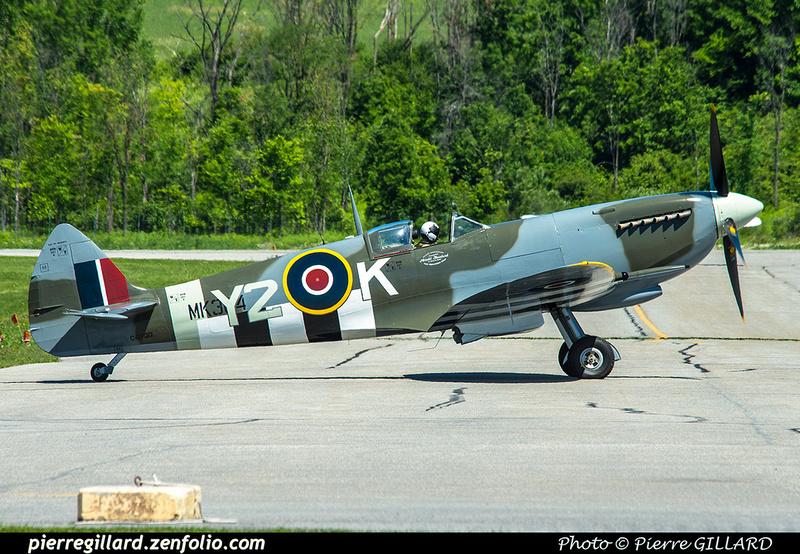 Pierre GILLARD: Canada : Vintage Wings of Canada &emdash; 2018-421375