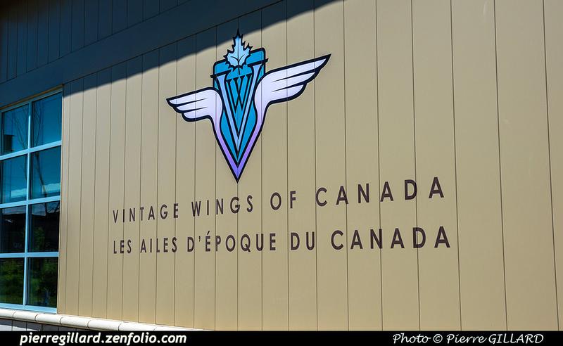 Pierre GILLARD: Canada : Vintage Wings of Canada &emdash; 2018-617400