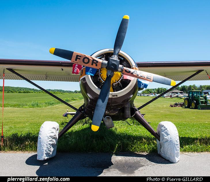 Pierre GILLARD: De Havilland Canada &emdash; 2018-617389