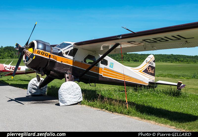 Pierre GILLARD: De Havilland Canada &emdash; 2018-617384