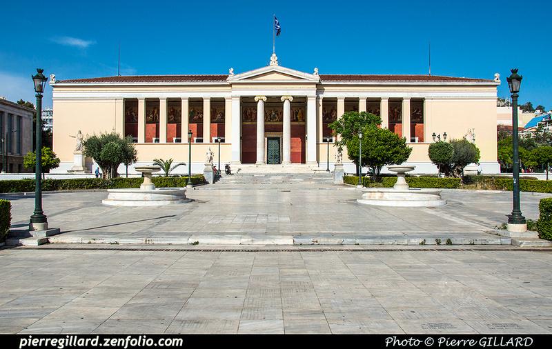 Pierre GILLARD: Athènes (Αθήνα ) &emdash; 2018-523389