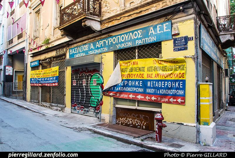 Pierre GILLARD: Athènes (Αθήνα ) &emdash; 2018-523422