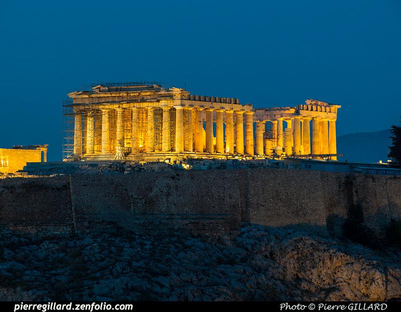 Pierre GILLARD: Athènes (Αθήνα ) &emdash; 2018-523462