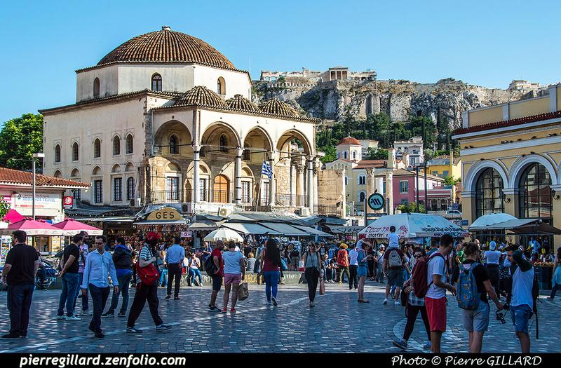 Pierre GILLARD: Athènes (Αθήνα ) &emdash; 2018-523446
