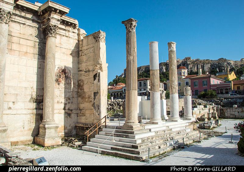 Pierre GILLARD: Athènes (Αθήνα ) &emdash; 2018-523442