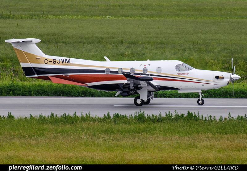 Pierre GILLARD: Pascan Aviation &emdash; 2018-710190