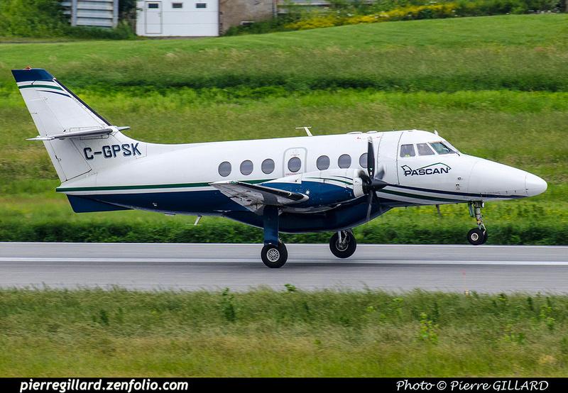 Pierre GILLARD: Pascan Aviation &emdash; 2018-710197