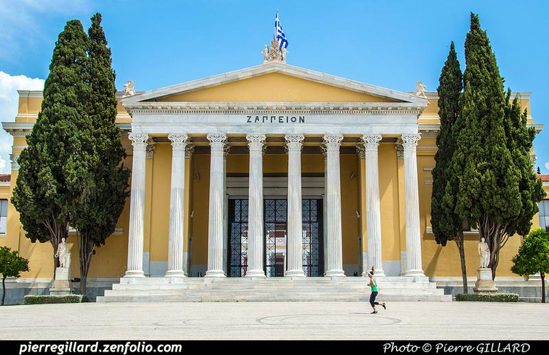 Pierre GILLARD: Athènes (Αθήνα ) &emdash; 2018-523495