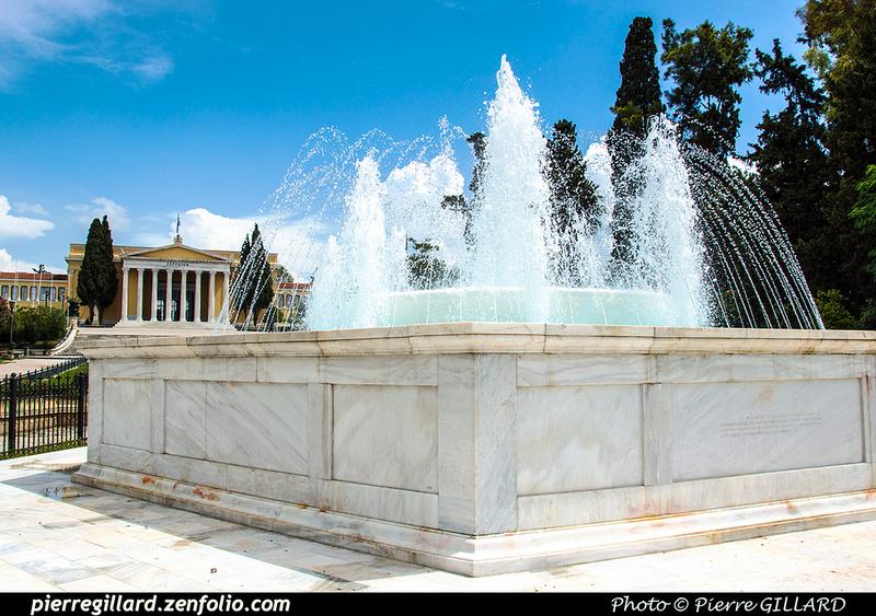 Pierre GILLARD: Athènes (Αθήνα ) &emdash; 2018-523499