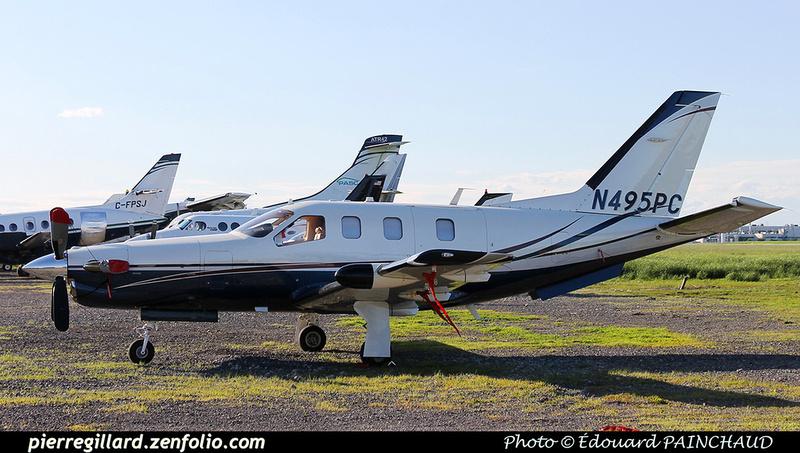 Pierre GILLARD: Private Aircraft - Avions privés : U.S.A. &emdash; 030363