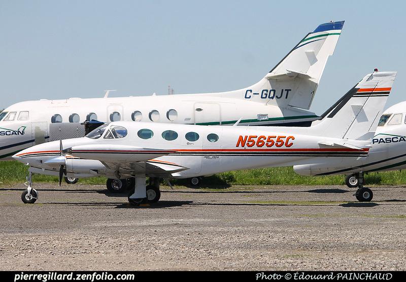 Pierre GILLARD: Private Aircraft - Avions privés : U.S.A. &emdash; 030356