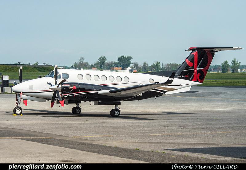Pierre GILLARD: Chrono Aviation &emdash; 2018-421474